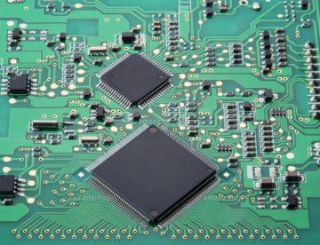 システム開発の会社様からPCB基板の画像