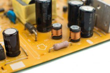 AV機器関連のプリント基板の設計の画像