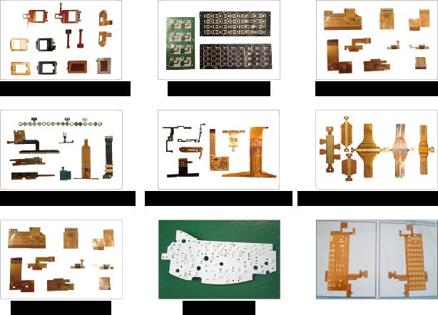 フレキ基板、アミューズメント用表示基板、リジットフレキ基板